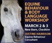 Justine Harrison Workshop March 2019 (South Yorkshire Horse)